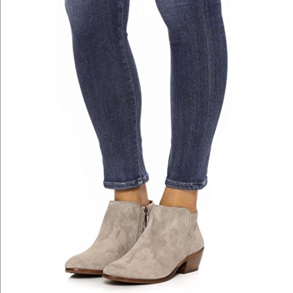 1f61229f6fcb SAM EDELMAN petty ankle bootie size 8. M 5b0aafb584b5ceb9105fda90